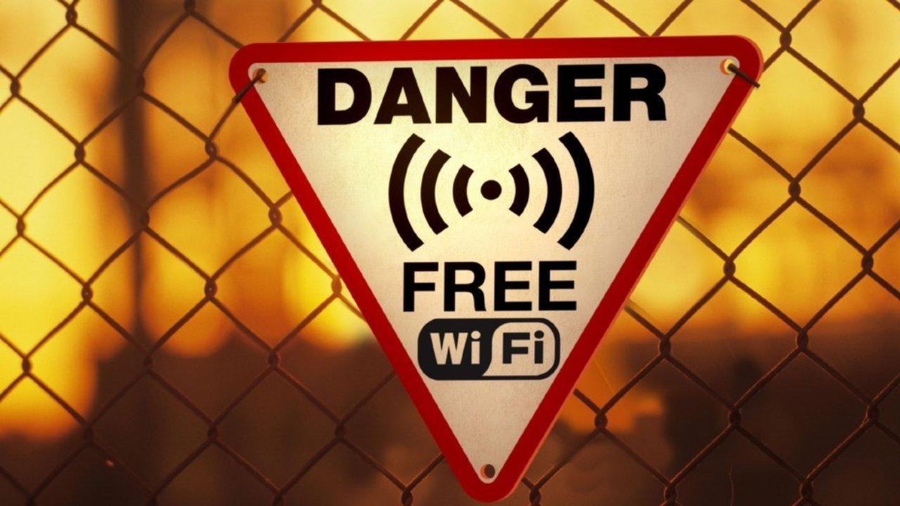 Openbare wifi's & misbruik